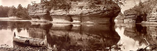 Wisconsin Dells, Wisconsin in the past, History of Wisconsin Dells, Wisconsin