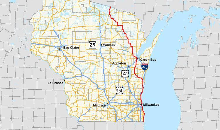 Wisconsin Highway 32