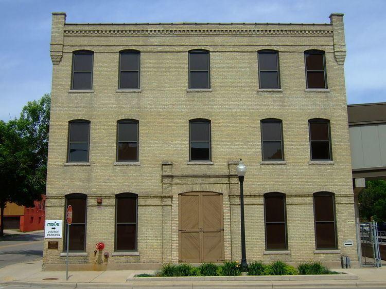 Wisconsin Wagon Company Factory