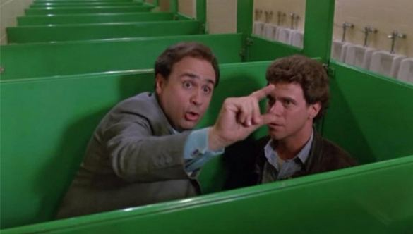 Wise Guys (1986 film) Class of 1986 Wise Guys THE FILM YAP