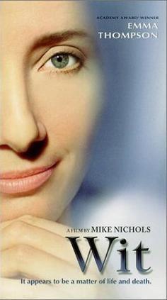 Wit (film) movie poster