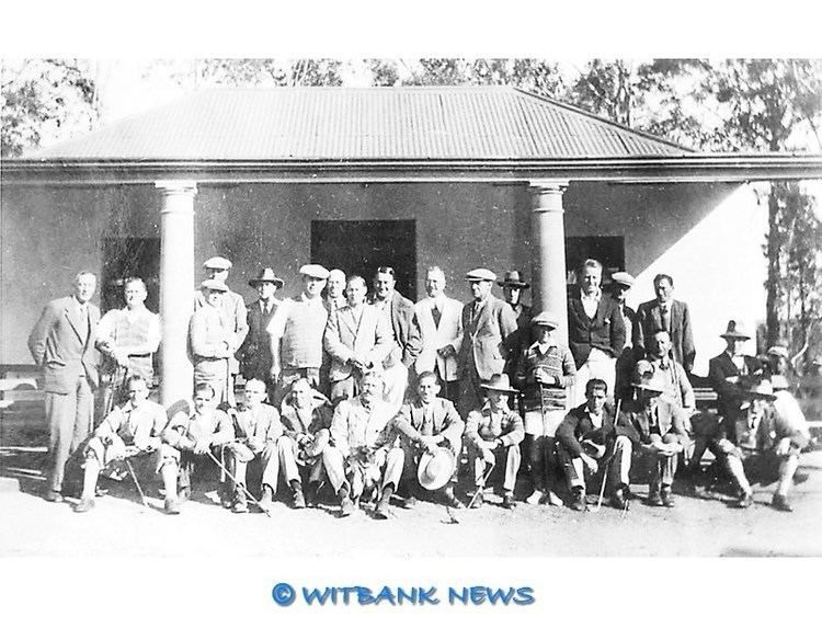 Witbank in the past, History of Witbank