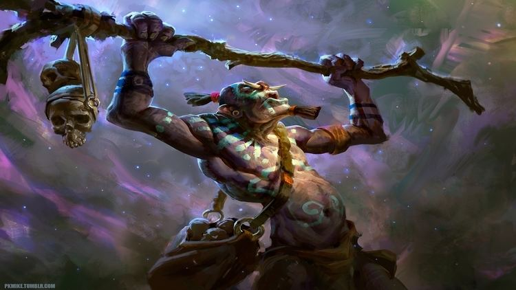 Witch doctor A guide to Witch Doctor one of the deadliest support heroes in Dota