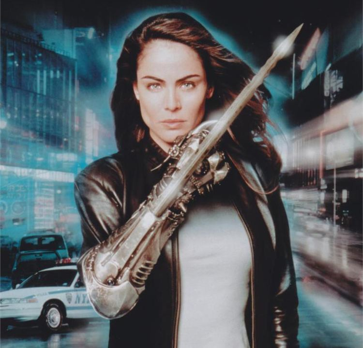 Witchblade (TV series) - Alchetron, The Free Social Encyclopedia