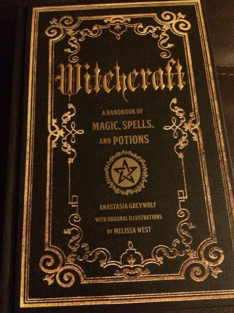 Witchcraft Dabble In Magic Using This Handbook Of Witchcraft The Huffington Post