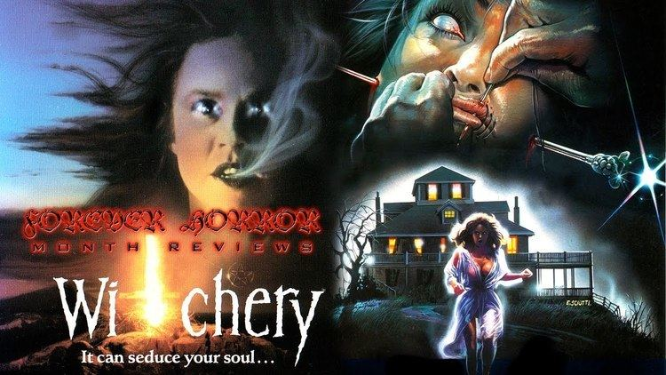 Witchery (film) Witchery 1988 Forever Horror Month Review YouTube