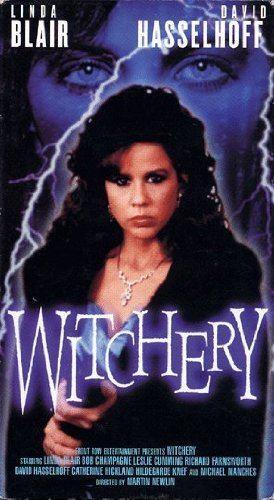 Witchery (film) Amazoncom Witchery VHS Linda Blair David Hasselhoff Movies TV