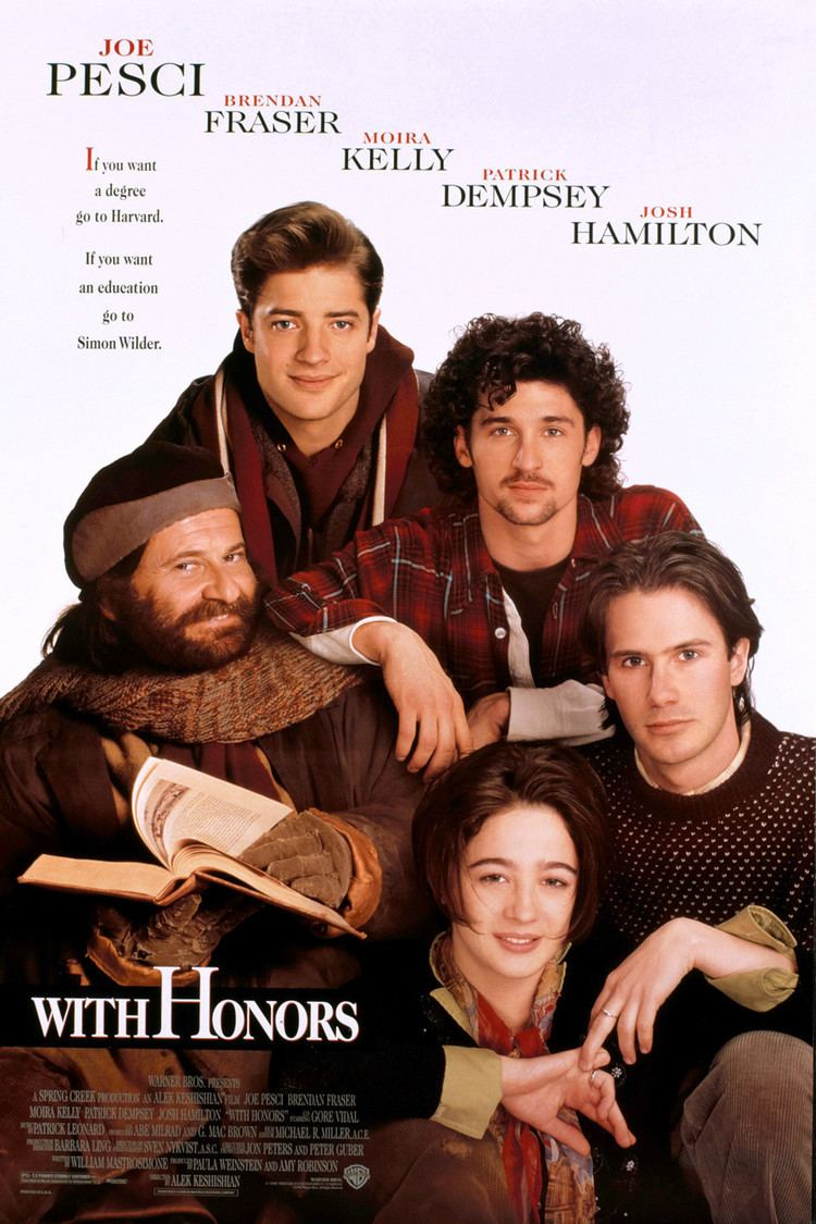 With Honors (film) wwwgstaticcomtvthumbmovieposters15619p15619