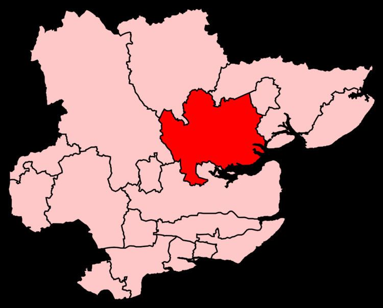 Witham (UK Parliament constituency)