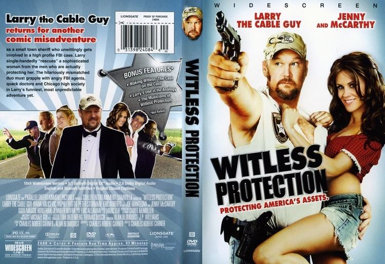Witless Protection Witless Protection 2008 WS R1 Movie DVD