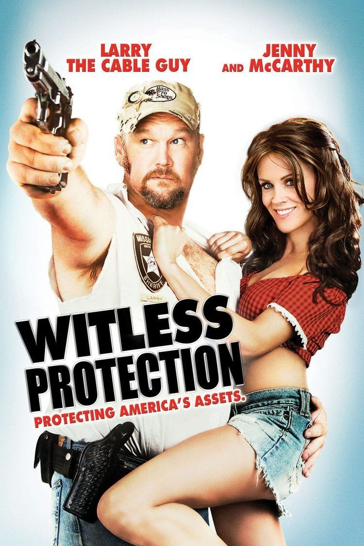 Witless Protection wwwgstaticcomtvthumbmovieposters174628p1746