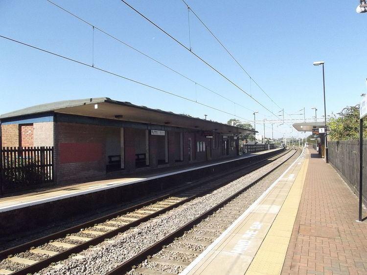 Witton railway station