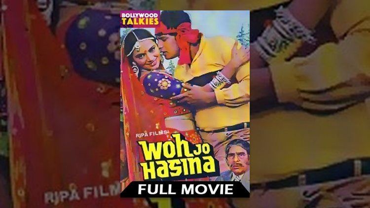 Woh Jo Hasina WOH JO HASINA 1983 Hindi Full Length Movie Mithun Chakraborty