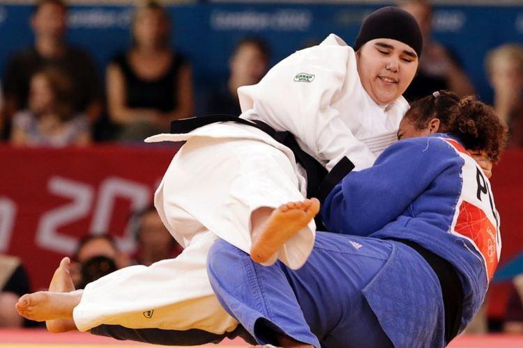 Wojdan Shaherkani Saudi judokai Wojdan Shaherkani ABC News Australian