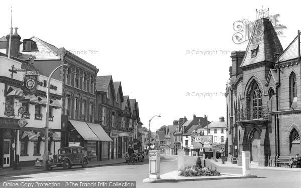 Wokingham in the past, History of Wokingham