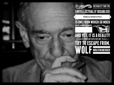 Wolf Wolfensberger Wolf Wolfenberger Normalisation amp Social Role Valorisation