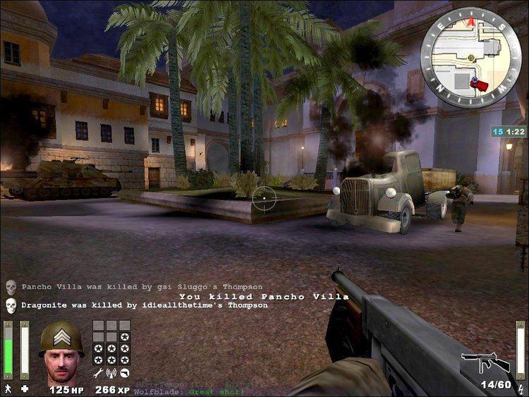 Wolfenstein: Enemy Territory - Alchetron, the free social