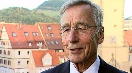 Wolfgang Clement RTF1 Reutlingen Ehemaliger SPDSuperminister Wolfgang