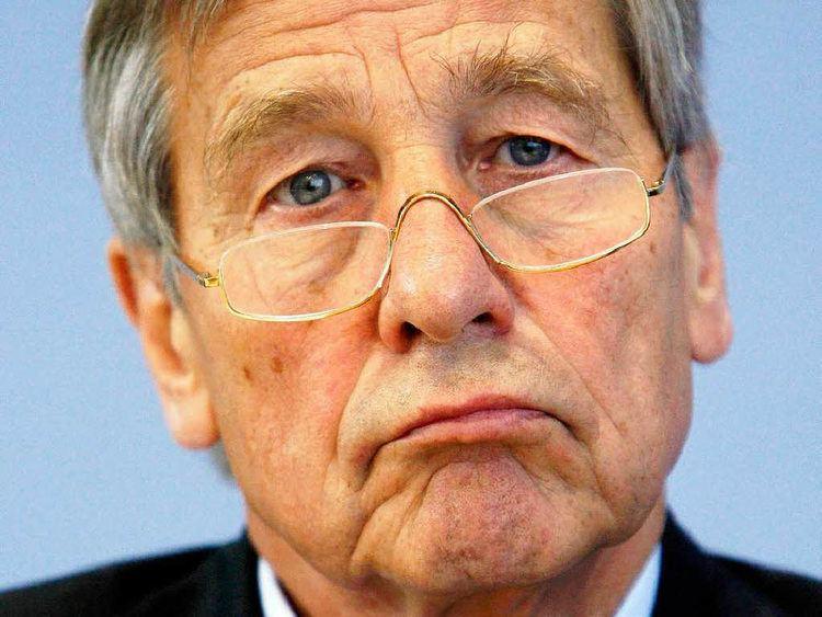 Wolfgang Clement Deutschland Parteiausschluss ZDF SPD wirft Clement raus