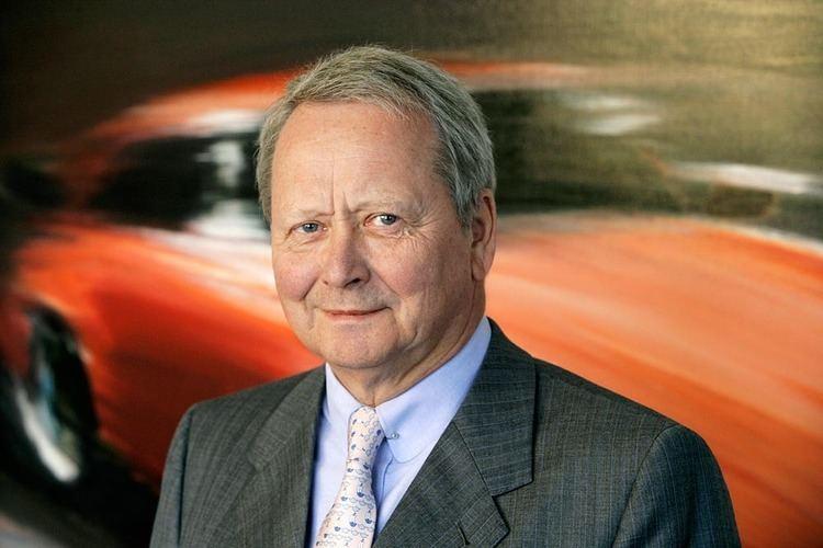 Wolfgang Porsche Dr Wolfgang Porsche To Celebrate 70th Birthday 9 Magazine