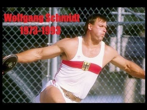 Wolfgang Schmidt Wolfgang Schmidt The Master of Discus part 2 YouTube