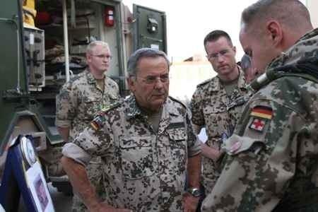 Wolfgang Schneiderhan (general) Wehrmed Artikel quotOHNE EINEN LEISTUNGSFHIGEN