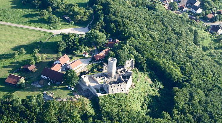 Wolfstein (principality)