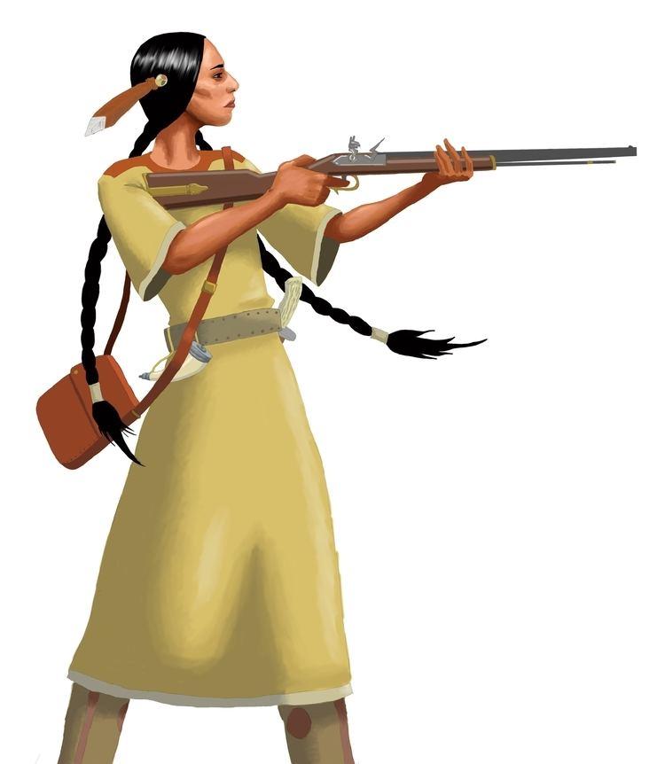 Woman Chief httpsminimumwagehistorianfileswordpresscom2