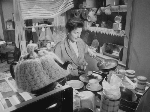 Woman in a Dressing Gown Woman in a Dressing Gown 1957 Trapped Film Series No 6