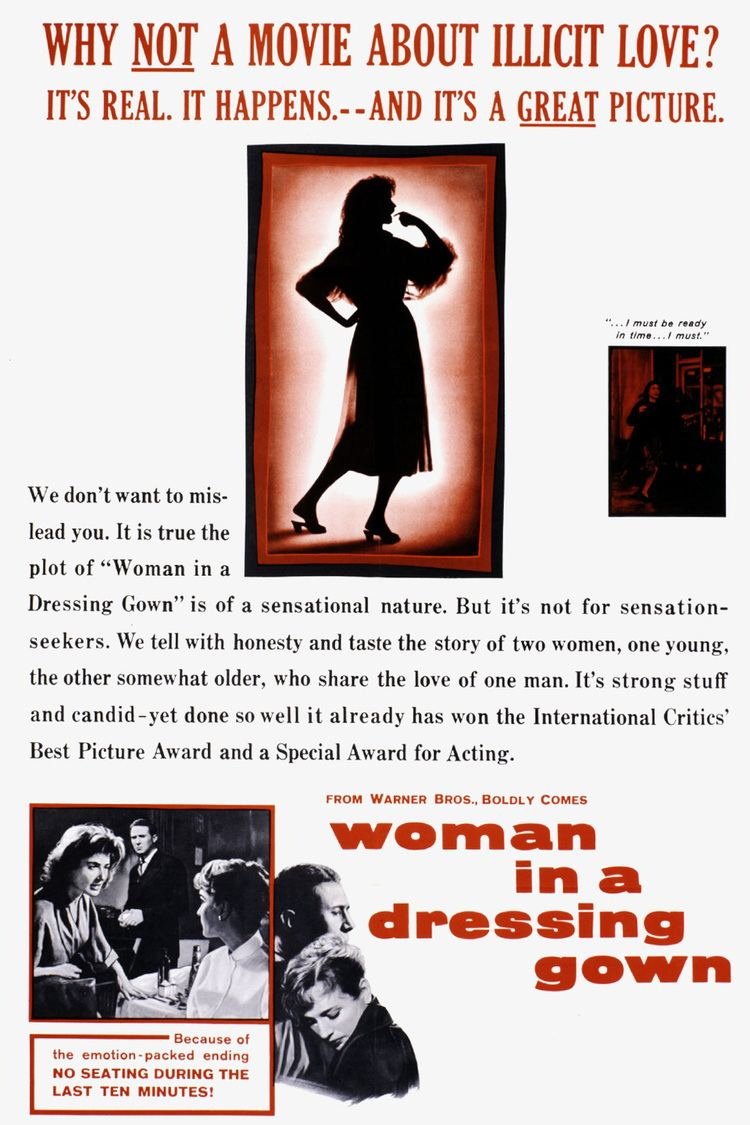 Woman in a Dressing Gown wwwgstaticcomtvthumbmovieposters42137p42137