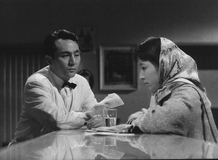 Woman of Tokyo movie scenes Perhaps then the finest choice for canonization might be Tokyo Twilight Ozu s longest and darkest film it s a 1957 masterpiece often lost in