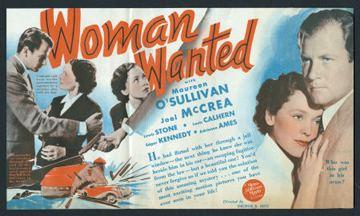 Woman Wanted 1935 film Wikipedia