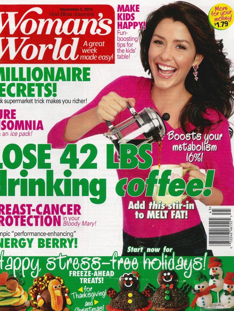 Woman's World Womans World Magazine MyFitnessPalcom