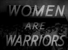 Women Are Warriors httpsuploadwikimediaorgwikipediaenthumb0