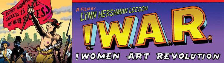 WOMEN ART REVOLUTION opens June 1