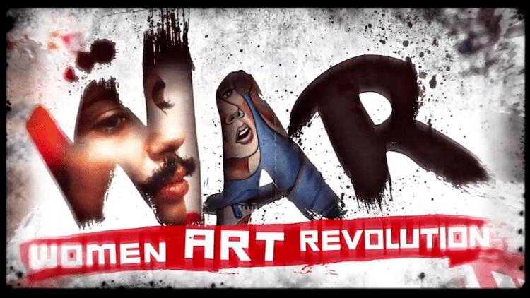 Women Art Revolution Spotlight at Stanford
