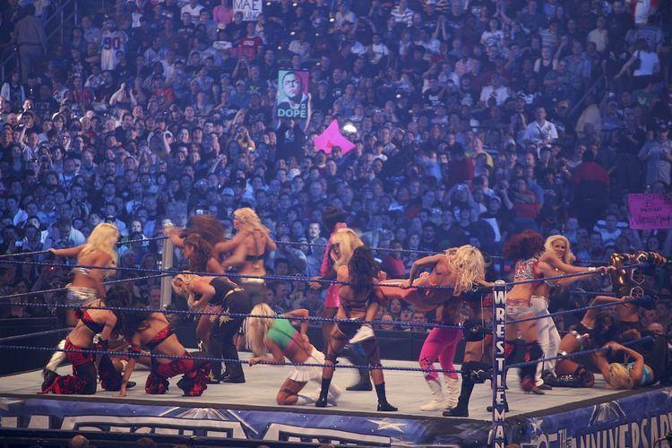 Women in WWE
