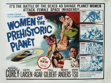 Women of the Prehistoric Planet Wikipedia