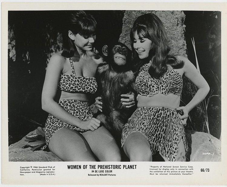 Women of the Prehistoric Planet 1966