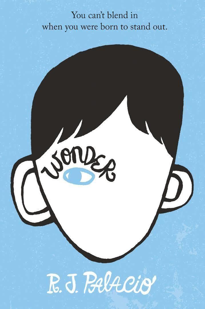 Wonder (Palacio novel) t2gstaticcomimagesqtbnANd9GcSXh2jXz08H7FgNMl