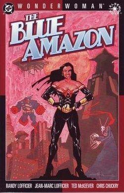 Wonder Woman: The Blue Amazon httpsuploadwikimediaorgwikipediaenthumbd