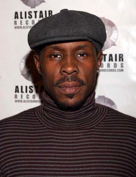 Wood Harris Breaking Wood Harris to play Malcolm X in Lifetime39s