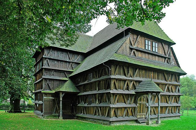 Wooden churches of the Slovak Carpathians Wooden Churches of the Slovak part of the Carpathian Mountain Area