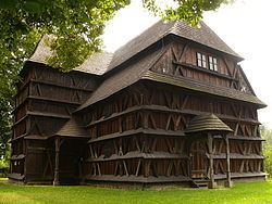 Wooden churches of the Slovak Carpathians Wooden churches of the Slovak Carpathians WikiVisually