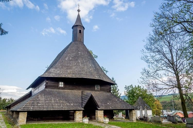 Wooden churches of the Slovak Carpathians The Slovakia Wooden Churches Travel Addicts