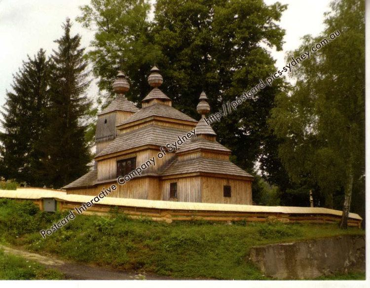 Wooden churches of the Slovak Carpathians Wooden Churches of the Slovak part of Carpathian Mountain Area Sights