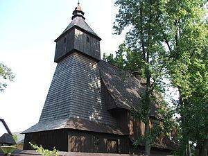 Wooden churches of the Slovak Carpathians Wooden churches of the Slovak Carpathians Wikipedia