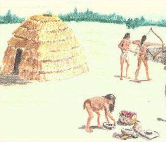 Woodland period wwwnativehistoryassociationorgimageswoodlandjpg
