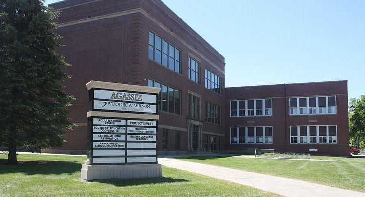 Woodrow Wilson High School, Fargo, North Dakota
