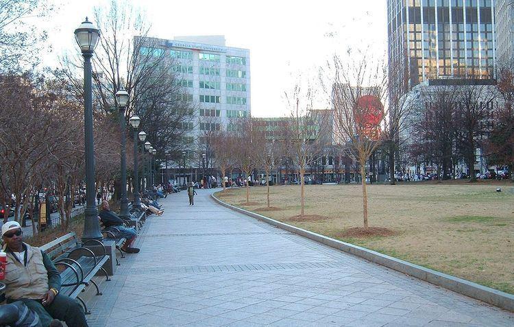 Woodruff Park